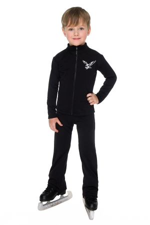 Детский термокостюм из Polartec для фигурного катания