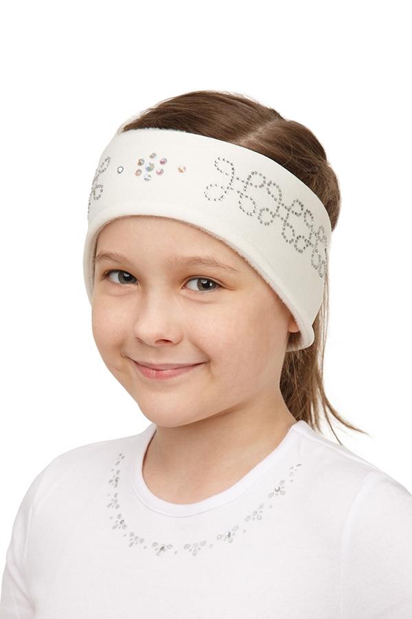 Headband with Crystals