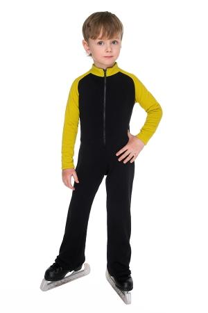 Комбинезон для фигурного катания из термоткани для мальчика