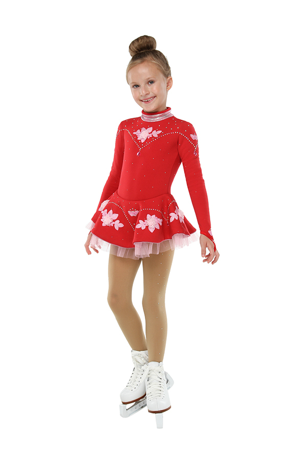 Competition dress (red)