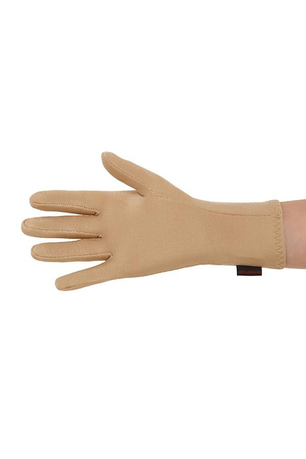Skin Color Figure Skating Gloves